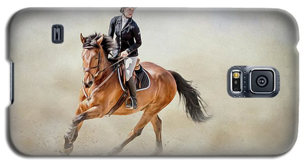 Galaxy S5 Case featuring the photograph Elegance In The Dust by Debby Herold