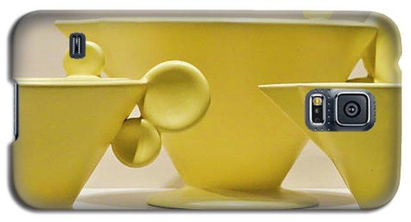 Elegant 1950s Ceramic Cups Galaxy S5 Case