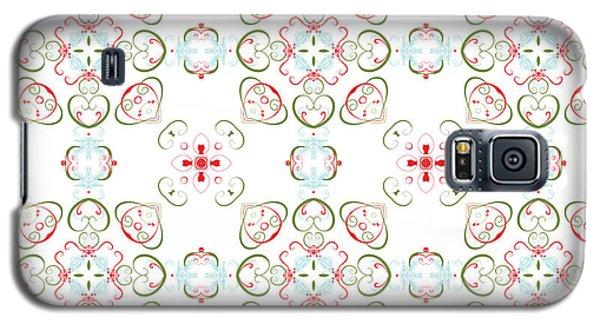 Elegant Christmas #02 Galaxy S5 Case
