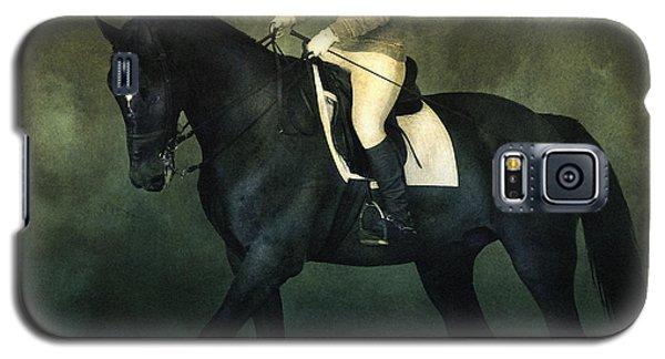 Elegant Horse Rider Galaxy S5 Case