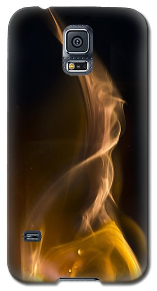 Galaxy S5 Case featuring the photograph Elemental's Universe by Steven Poulton