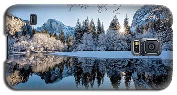 Granite Sunrise Galaxy S5 Case