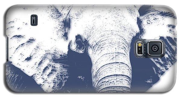 Elephant 4 Galaxy S5 Case by Joe Hamilton