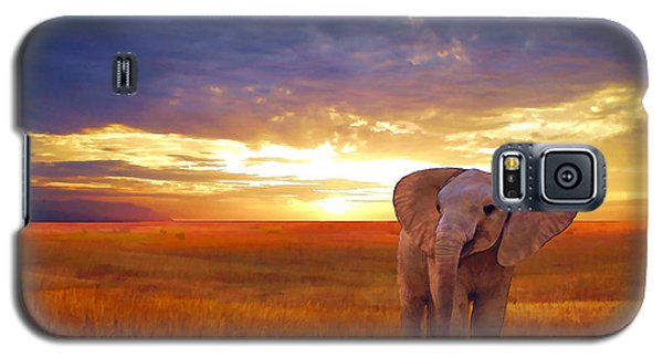 Elephant Baby Galaxy S5 Case