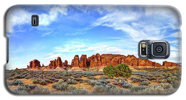 Elephant Butte Galaxy S5 Case
