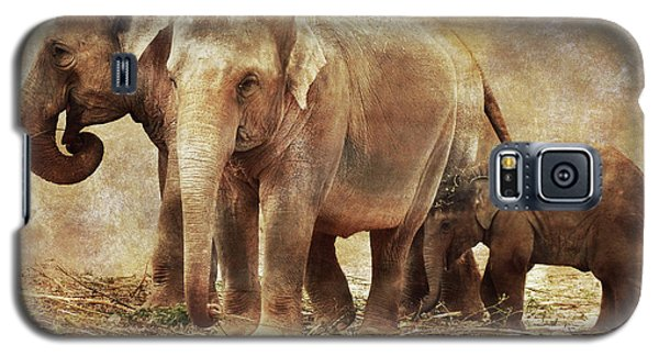 Elephant Family Galaxy S5 Case