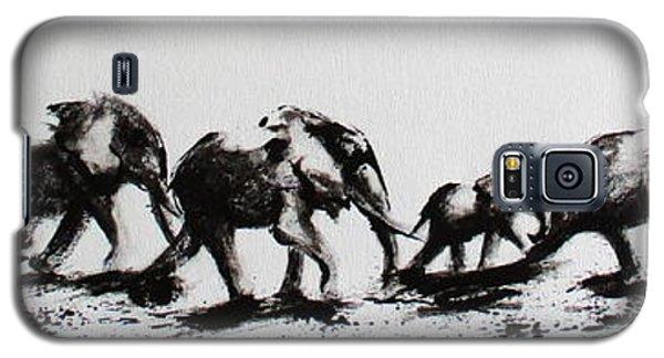 Elephant Fun Galaxy S5 Case