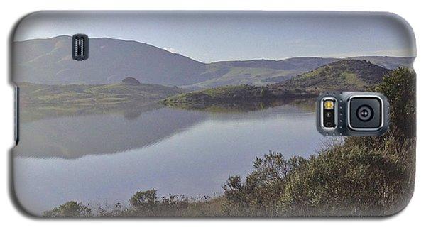 Elephant Hill In Mist Galaxy S5 Case