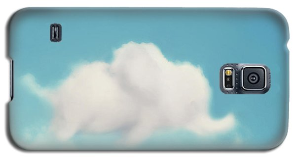 Elephant In The Sky Galaxy S5 Case