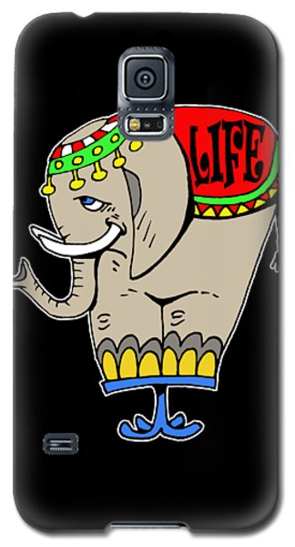 Elephant Life  Galaxy S5 Case