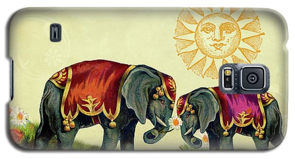Elephant Love Galaxy S5 Case