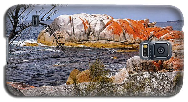 Elephant Rock - Bay Of Fires Galaxy S5 Case