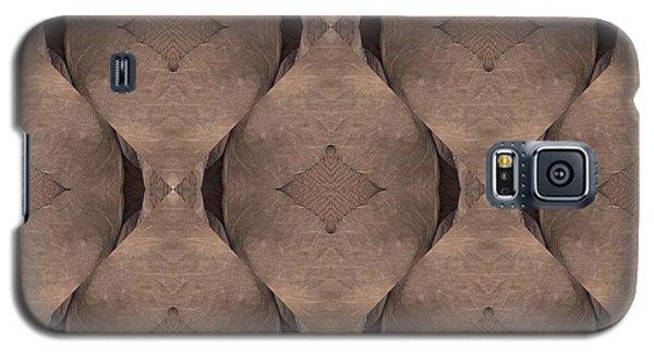 Elephant Skin Galaxy S5 Case by Maria Watt