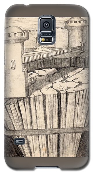 Elevator To Heaven Galaxy S5 Case
