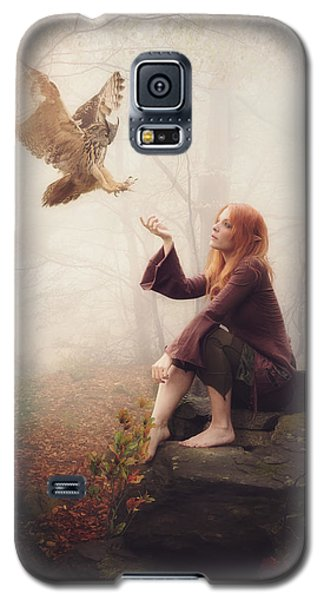 Elf Galaxy S5 Case - Elf by Cindy Grundsten