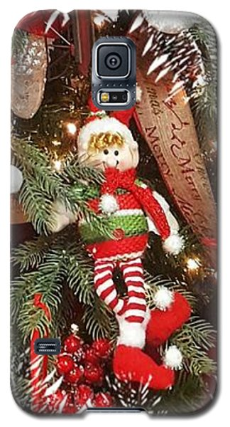 Elf In A Tree Galaxy S5 Case