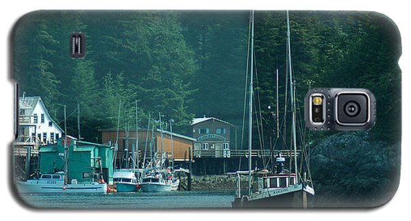 Elfin Cove Alaska Galaxy S5 Case
