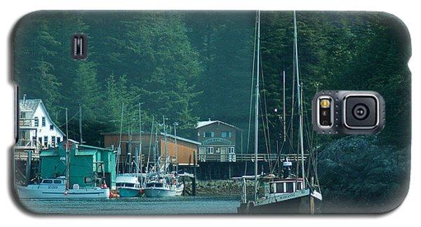 Elfin Cove Alaska Galaxy S5 Case by Harry Spitz