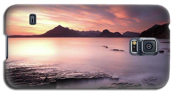Elgol Sunset Galaxy S5 Case