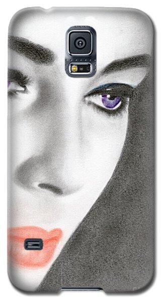 Elizabeth Taylor Galaxy S5 Case