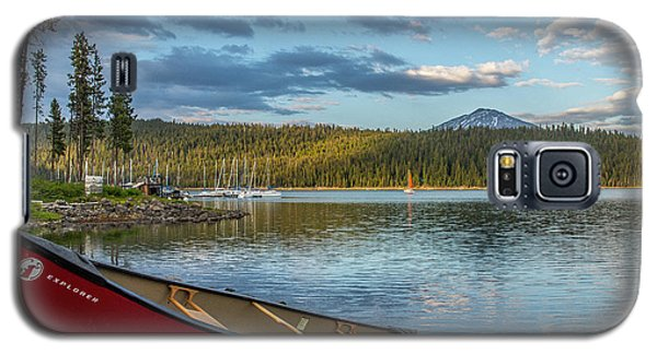 Elk Beach Memories Galaxy S5 Case