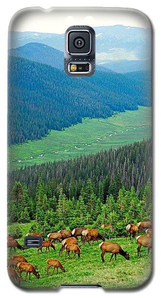 Elk Highlands Galaxy S5 Case