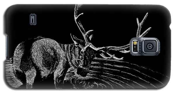 Elk Galaxy S5 Case by Lawrence Tripoli