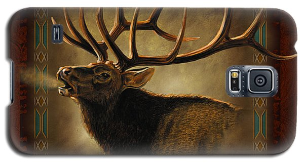 Elk Lodge Galaxy S5 Case by JQ Licensing