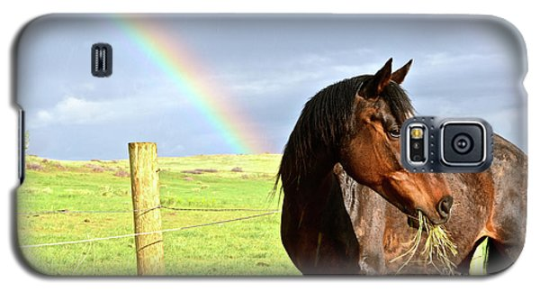 Ella And The Rainbows Galaxy S5 Case