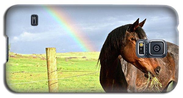 Ella And The Rainbows Galaxy S5 Case