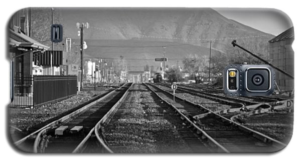 Ellensburg Station Galaxy S5 Case