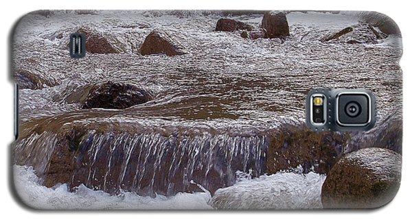Ellenville Waterfall Galaxy S5 Case