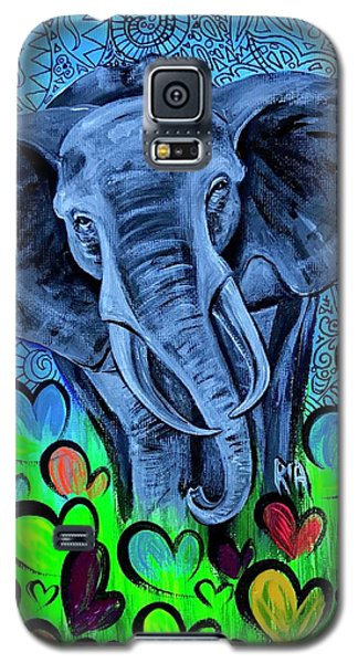 Galaxy S5 Case - Elley  by Artist RiA
