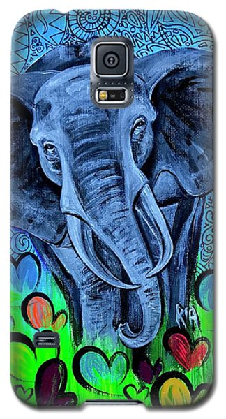 Galaxy S5 Case - Elley  by Artist RiA