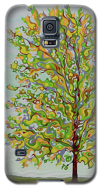 Ellie's Tree Galaxy S5 Case
