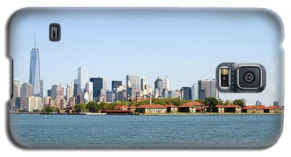 Ellis Island New York City Galaxy S5 Case