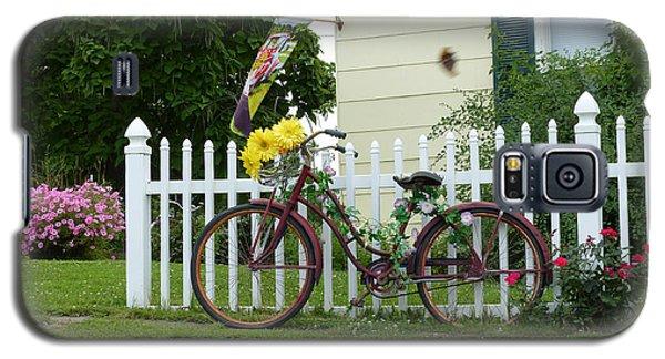 Elmer Bicycle Galaxy S5 Case