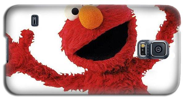 Elmo Galaxy S5 Case