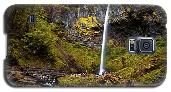 Elowah Falls Oregon Galaxy S5 Case