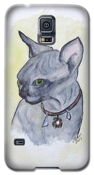 Else The Sphynx Kitten Galaxy S5 Case