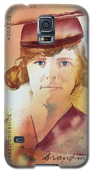 Elsie Circa 1915 Galaxy S5 Case