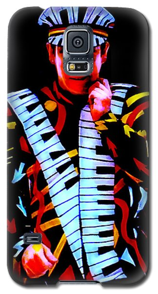 Elton John Collection Galaxy S5 Case by Marvin Blaine
