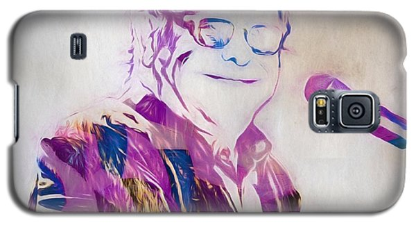 Elton John Galaxy S5 Case by Dan Sproul