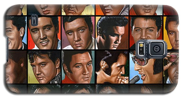 Elvis 24 Galaxy S5 Case