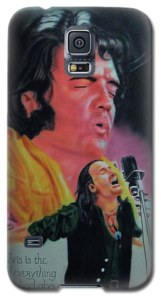 Elvis And Jon Galaxy S5 Case