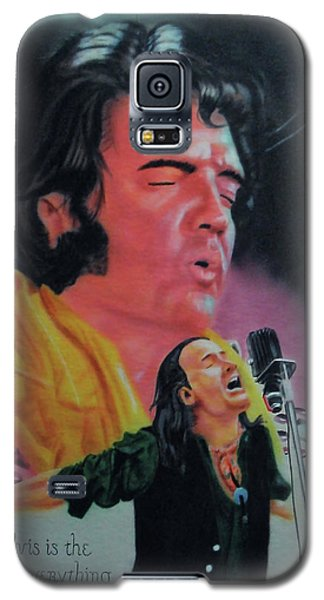 Elvis And Jon Galaxy S5 Case