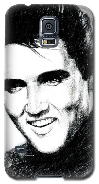 Elvis Galaxy S5 Case by Lin Petershagen