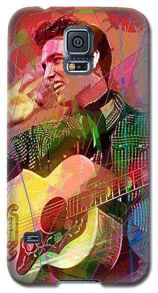 Elvis Rockabilly  Galaxy S5 Case