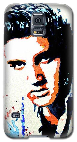 Elvis Galaxy S5 Case by Steven Ponsford
