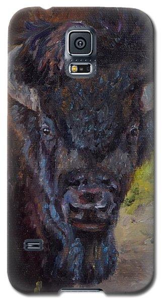 Elvis The Bison Galaxy S5 Case